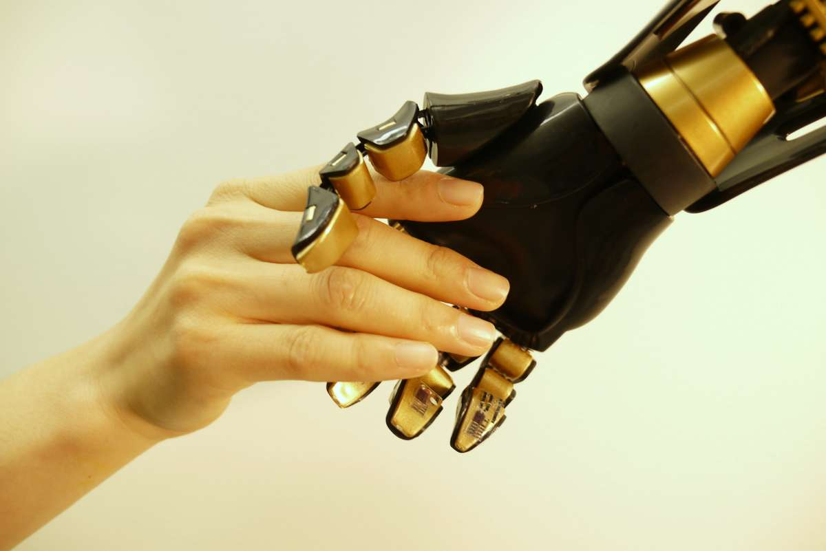 حس لامسه در دست های مصنوعی