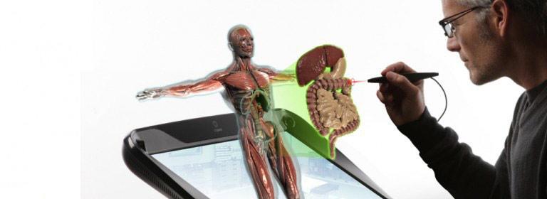 استفاده از فناوری واقعیت مجازی در حوزه پزشکی